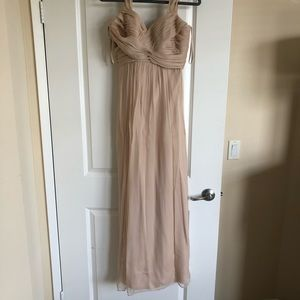 Amsale Dresses - Chiffon Bridesmaid Dress from Amsale Bridesmaids.